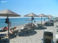 Plaża w Kardamenie