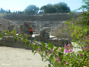 Amfiteatr w mieście Kos