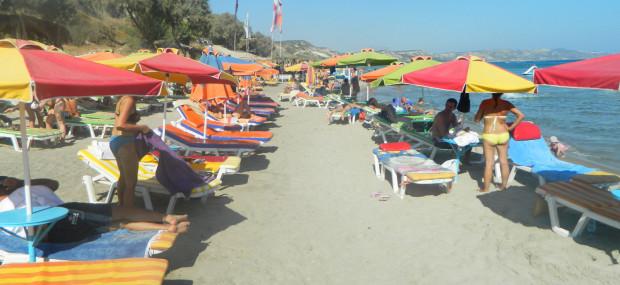 Paradise Beach na Kos